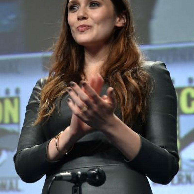 Es una actriz estadounidense de 26 años Foto:Getty Images
