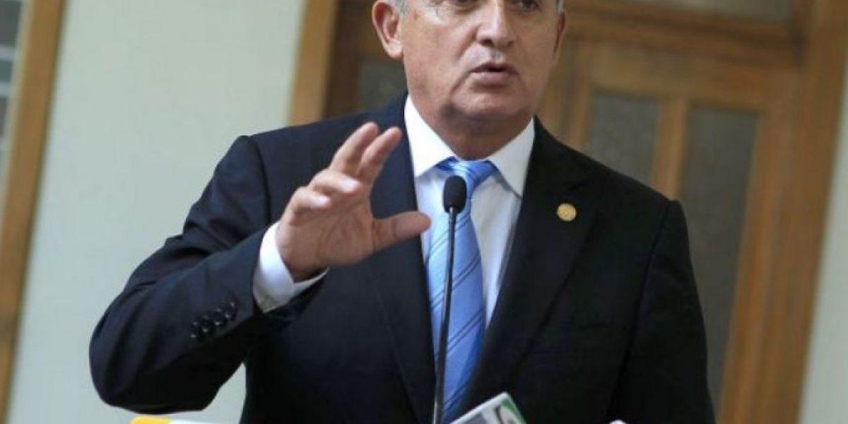 Pérez afirma que respetará proceso contra Baldetti
