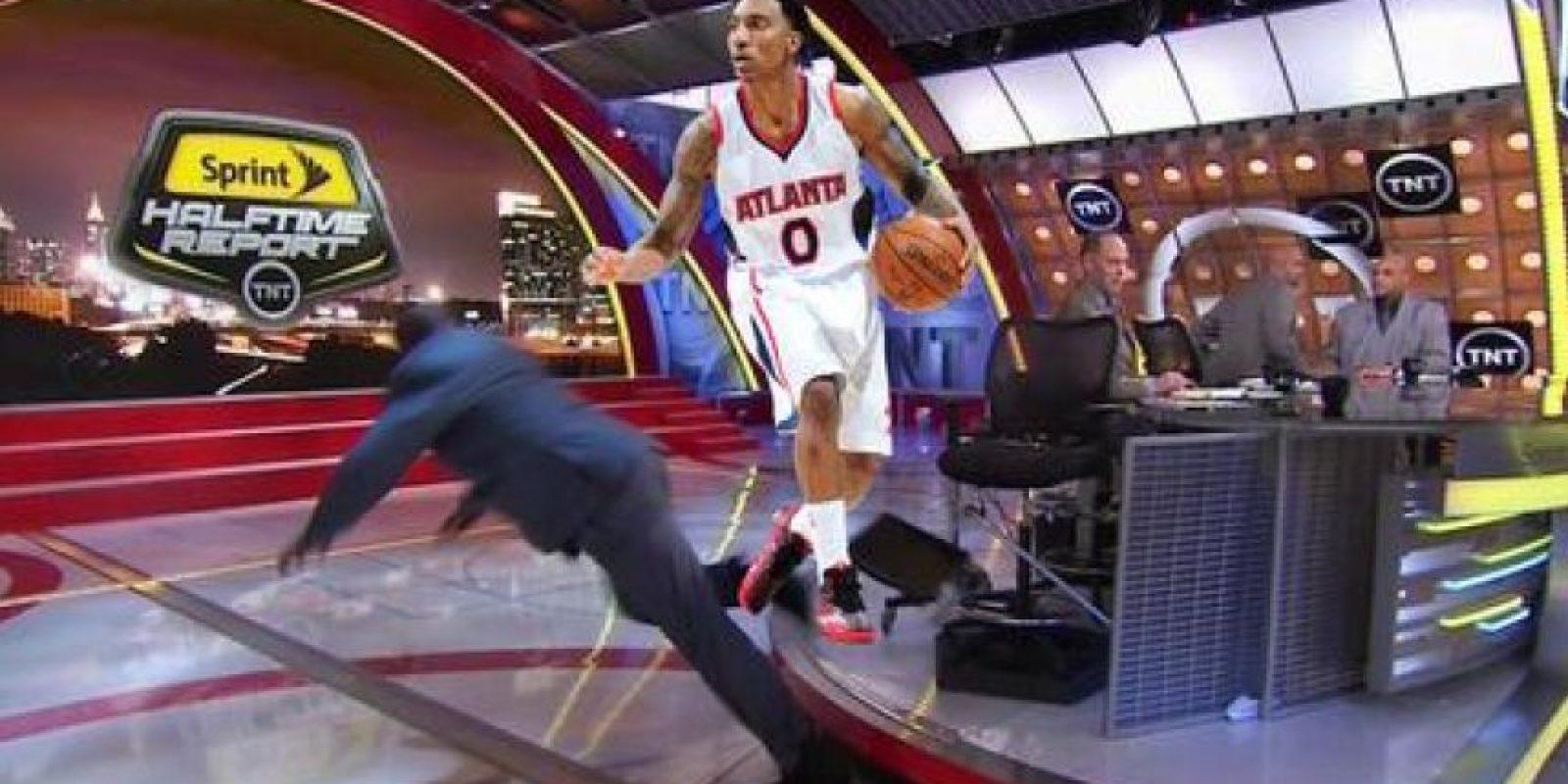 Intentándolo de nuevo en la NBA. Foto:Vía twitter.com