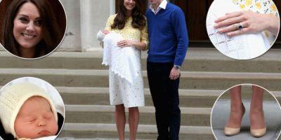 Esto le costó a la duquesa de Cambridge quedar perfecta en la presentación de Charlotte