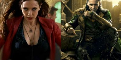 """Bruja Escarlata"" y ""Loki"" de ""Avengers"" podrían ser pareja en la vida real"