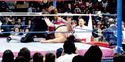 Se trata de Brandon Hoffman. Foto:WWE
