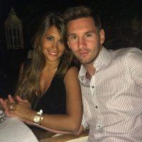 En el 2000 se separaron cuando Leo fue contratado por el Barcelona y se mudó con toda su familia dejando a Antonella en Rosario. Foto:Vía instagram.com/antoroccuzzo88
