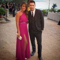 Ambos mantuvieron su relación de manera discreta y sólo era conocida por el círculo íntimo de ambos. Foto:Vía instagram.com/antoroccuzzo88