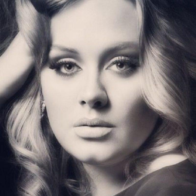 Adele Foto:Vía twitter.com/OfficialAdele