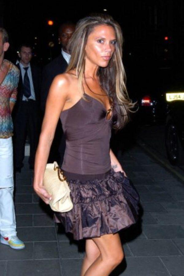 Este tipo de vestido causó estragos la década pasada. Foto:vía Getty Images