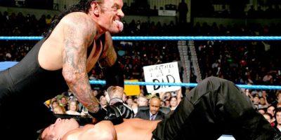 """Intentó hacer """"The Last Ride"""", del Undertaker. Foto:WWE"""