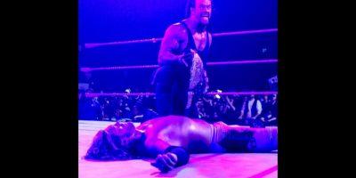 """""""The Last Ride"""" es uno de los movimientos finales de Undertaker. Foto:WWE"""