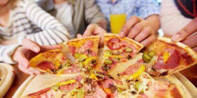 GANADORES. Te ponemos la pizza para celebrar con mamá