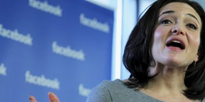 Sheryl Sandberg, ejecutiva de Facebook, ganó 17.6 millones de dólares Foto:Getty Images