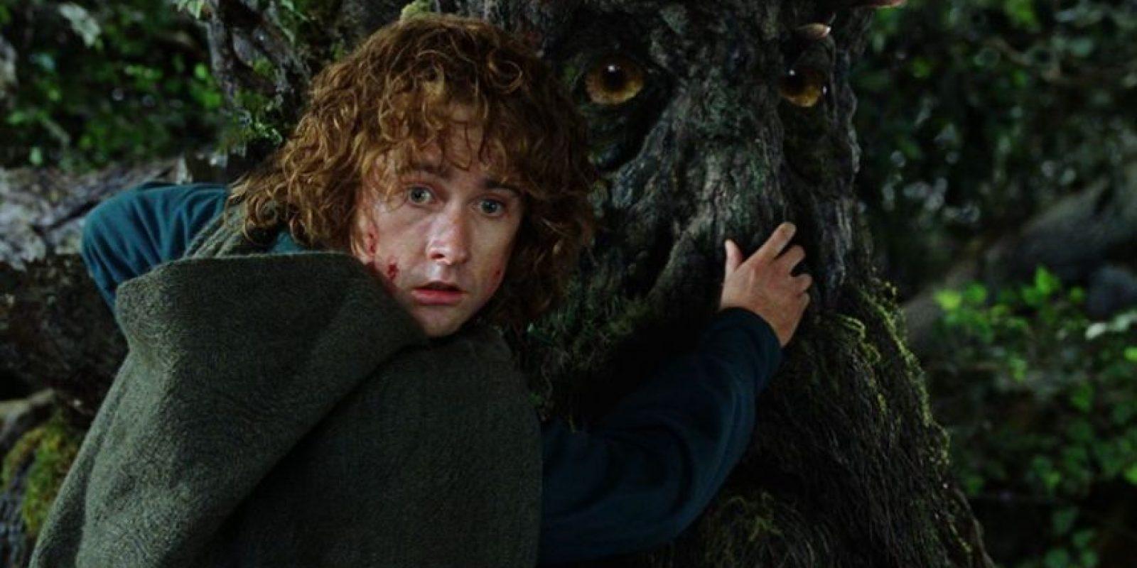 """Interpretó a """"Peregrin Tuk"""", buen amigo de """"Frodo"""" y """"Merry"""". Su curiosidad a veces enfadaba a los otros miembros de la """"Comunidad del Anillo"""" Foto:vía facebook.com/lordoftheringstrilogy"""