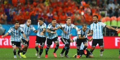 Argentina es subcampeón del Mundo. Foto:Getty Images