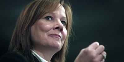 Mary Barra, Consejera Delegada de General Motors cuenta con 16.2 millones de dólares de sueldo total para el 2014 Foto:Getty Images