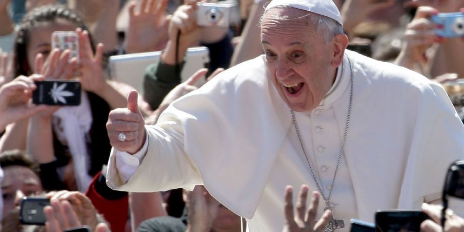 Papa Francisco Foto: Getty Images