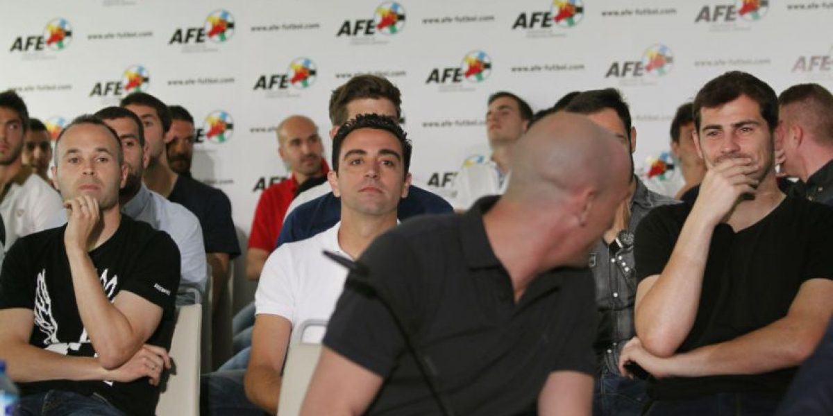 Liga española perdería 50 millones de euros por cada día sin partido, por huelga