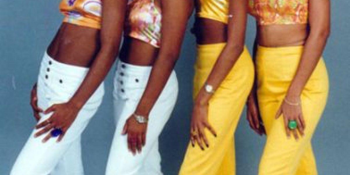 FOTOS: Así se vestían estos 30 famosos en los años 90
