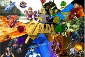 2) LEGEND OF ZELDA: OCARINA OF TIME (N64) Foto: Nintendo