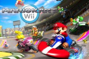 4) MARIO KART WII (WII) Foto:Nintendo