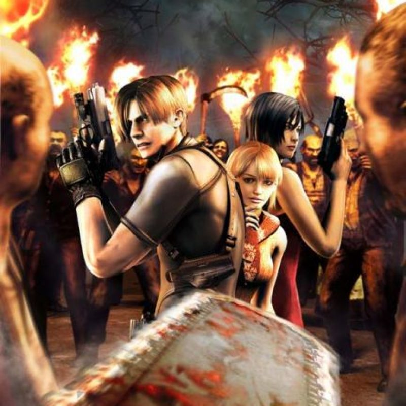 9) RESIDENT EVIL 4 (WII) Foto: Capcom Production Studio 4
