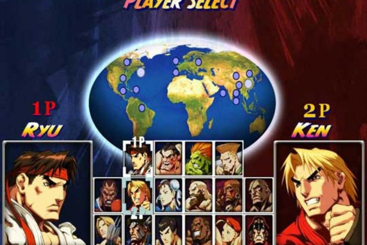 10) SUPER STREET FIGHTER II (SNES) Foto: Capcom