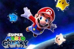 3) SUPER MARIO GALAXY (WII) Foto:Nintendo