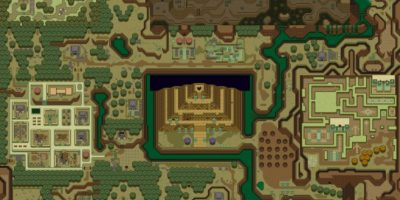 8) ZELDA: A LINK TO THE PAST (SNES) Foto: Nintendo