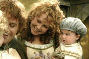"""Interpretó a """"Rosita Coto"""", la enamorada de """"Sam"""" con la que logra formar una familia. Foto:Vía Twitter"""