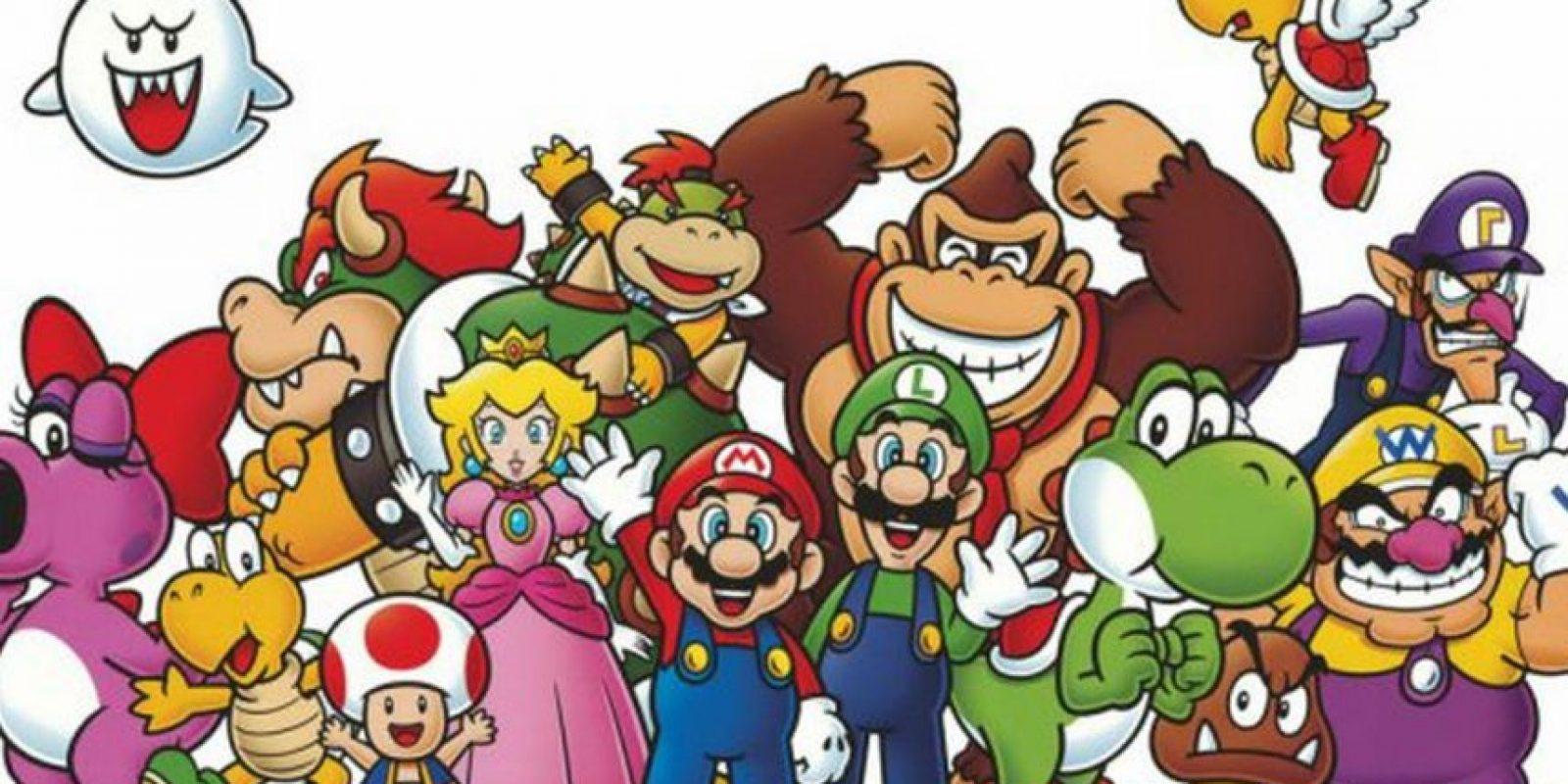 """Estos son los mejores 10 juegos de la historia de Nintendo según """"gamelosofy.com"""" Foto:Nintendo"""
