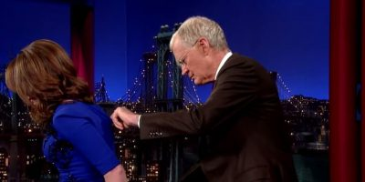 Foto: Late Show with David Letterman
