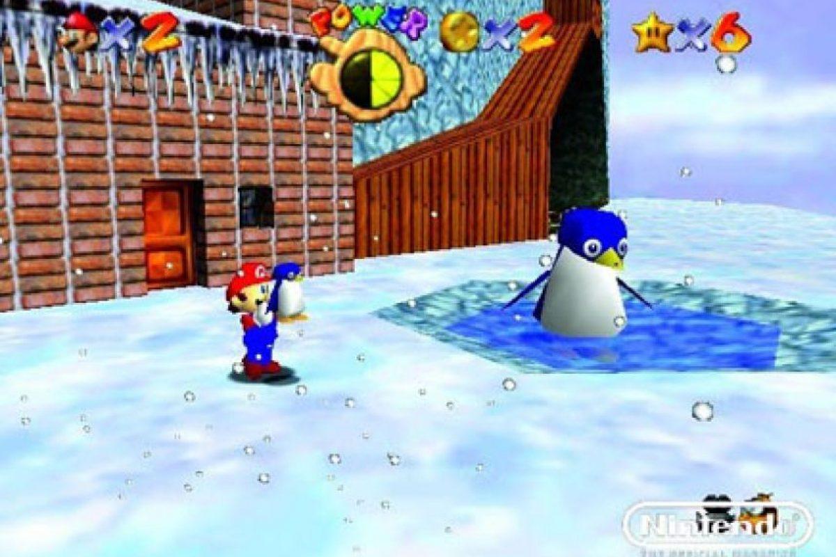 6) SUPER MARIO 64 (N64) Foto:Nintendo