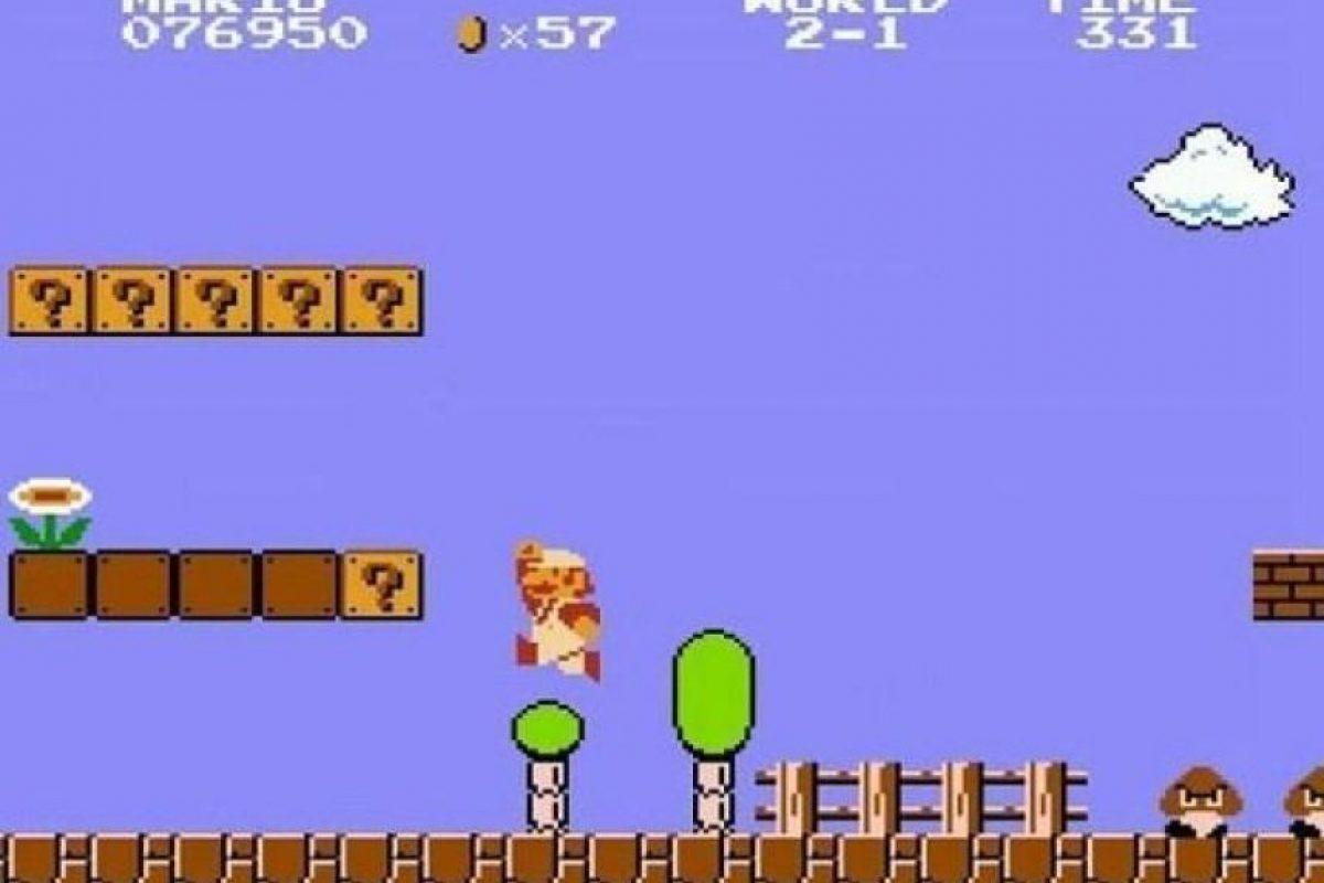 1) SUPER MARIO BROS (NES) Foto:Nintendo