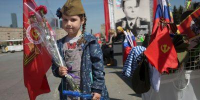 FOTOS: Así se celebró el 70 aniversario del Día de la Victoria
