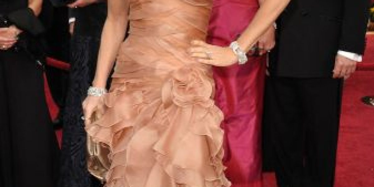 Vestidos de alta costura le fueron robados a Demi Moore
