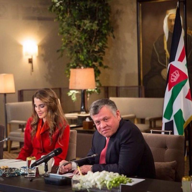 La reina de Jordania, de 44 años, ha destacado por su trabajo relacionado con la educación, la salud, el diálogo intercultural y la juventud del país. Foto:Instagram.com/queenrania