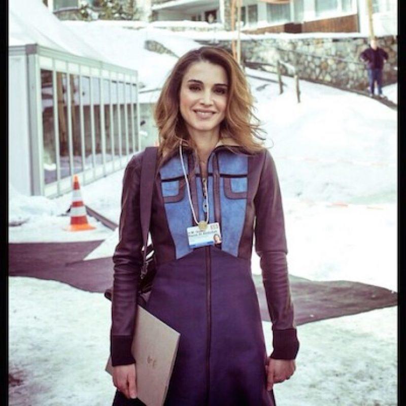 2. La Reina Rania, de Jordania Foto:Instagram.com/queenrania