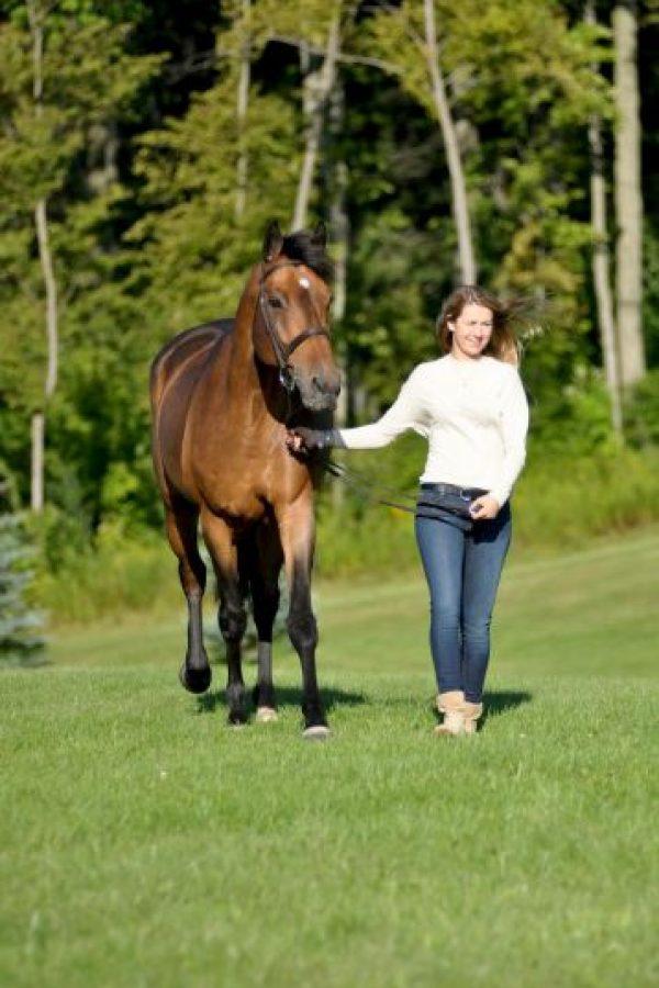 Actualmente tiene dos hijos: Nicole Stronach Foto:Belindastronach.com