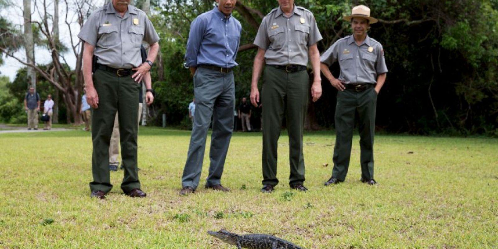 Florida 2015 Foto:Vía www.whitehouse.gov