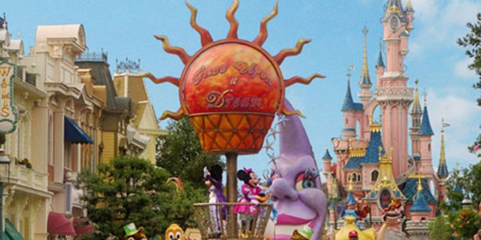 En el Castillo de Cenicienta de Disney World hay una suite de hotel totalmente tematizada Foto:Disney