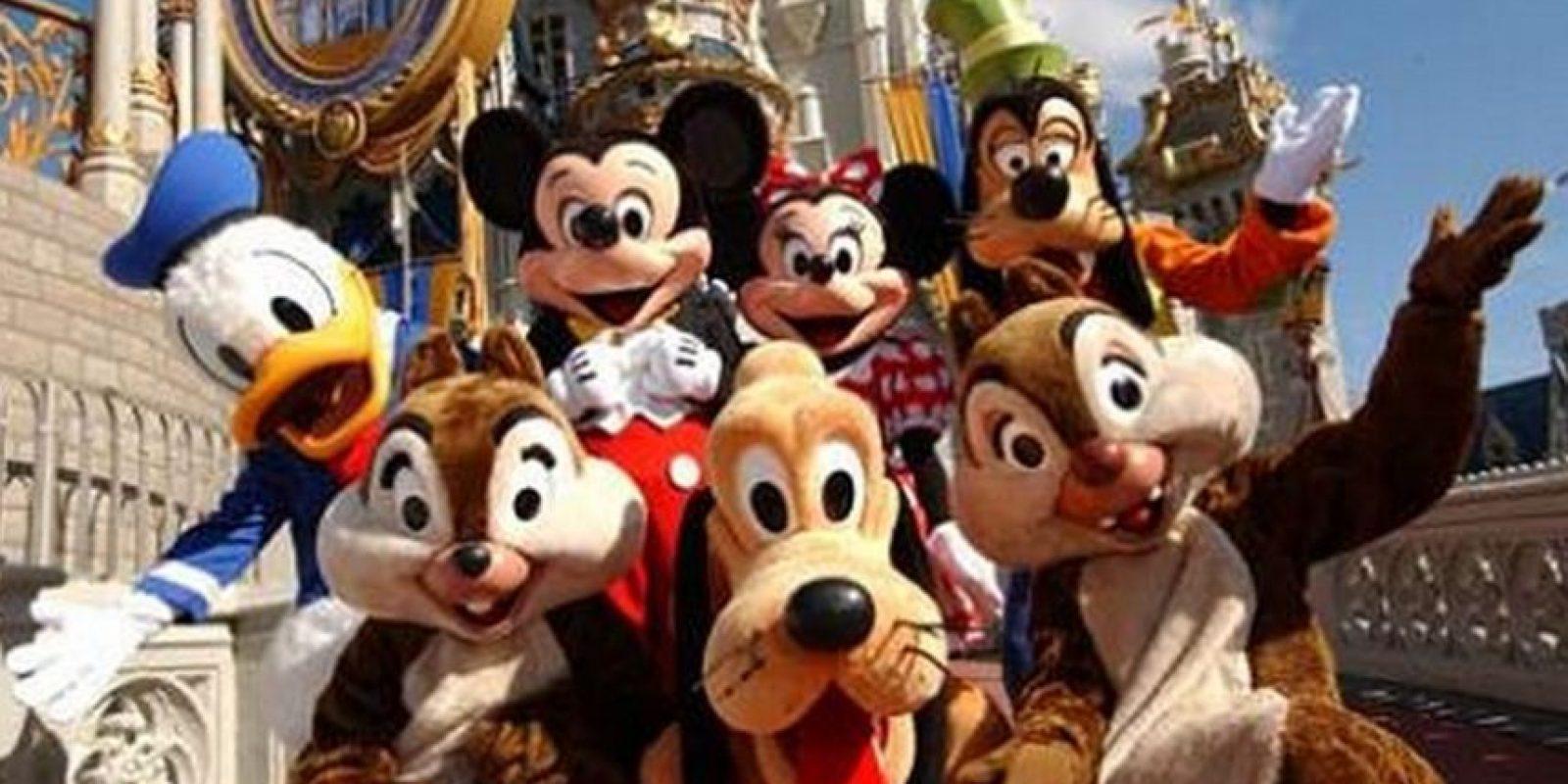 En Disney World no se venden chicles. Se vende todo tipo de golosinas, pero no hay chicles Foto:Disney