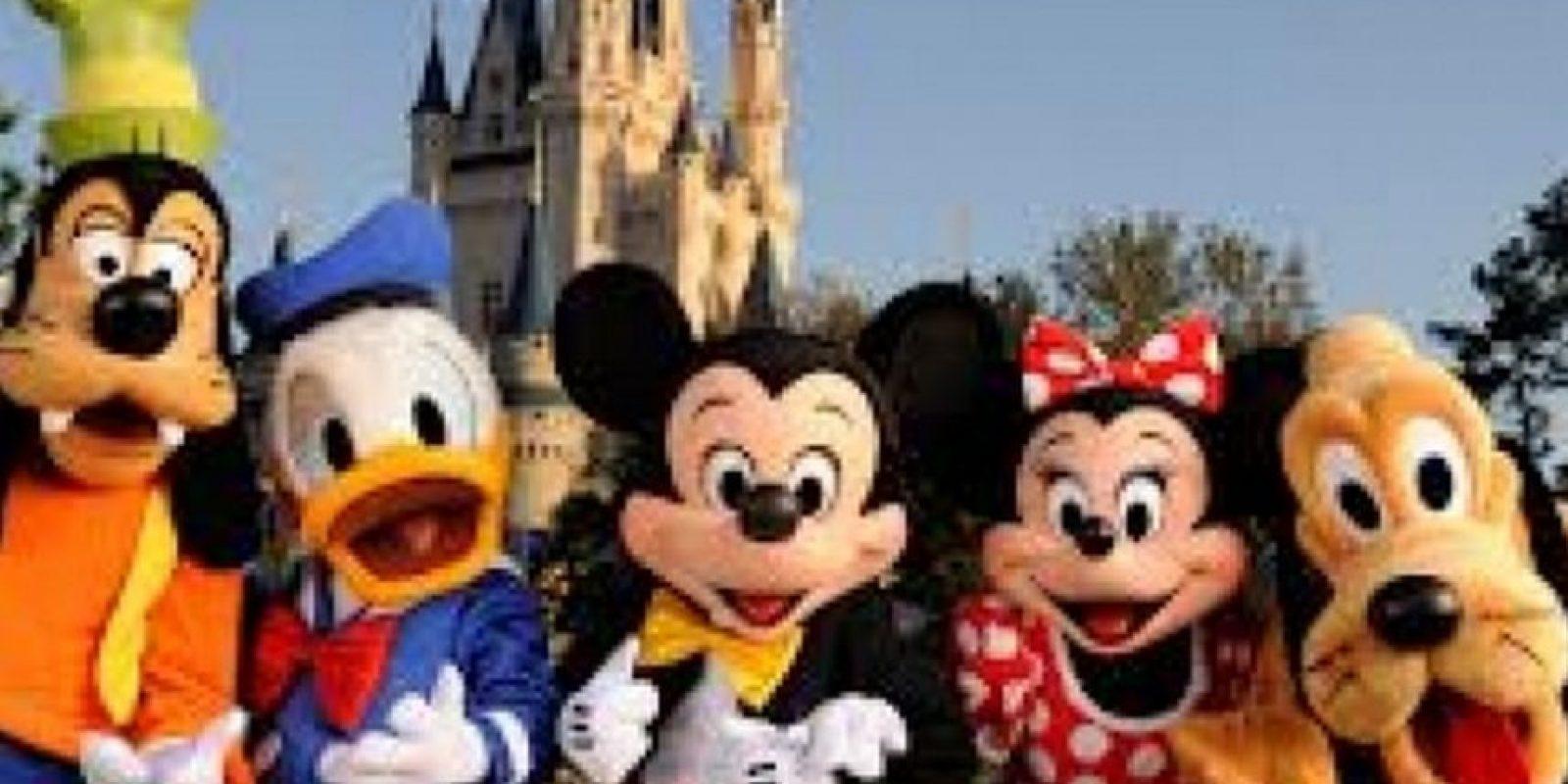 Está prohibido esparcir las cenizas de difuntos en los parques Disney. Cada año se reciben mas de 100 solicitudes Foto:Disney