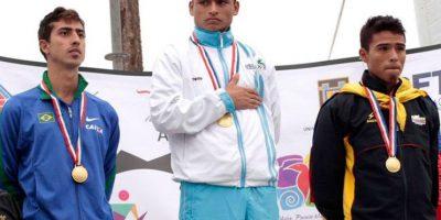 Barrondo gana medalla de oro en la Copa Panamericana