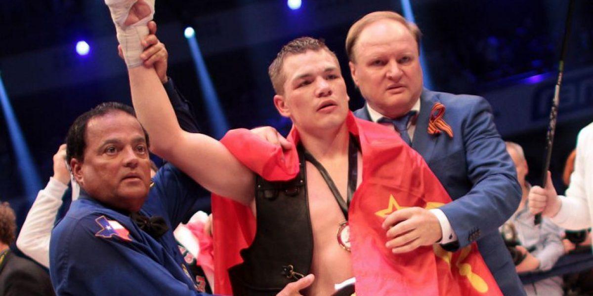 VIDEO. Chudinov, un nuevo campeón en el boxeo