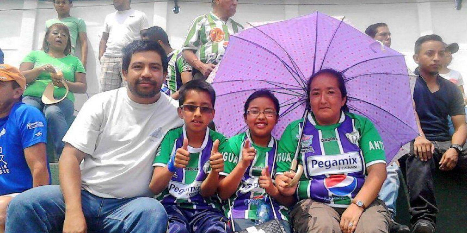 Foto:Cortesía Antigua GFC