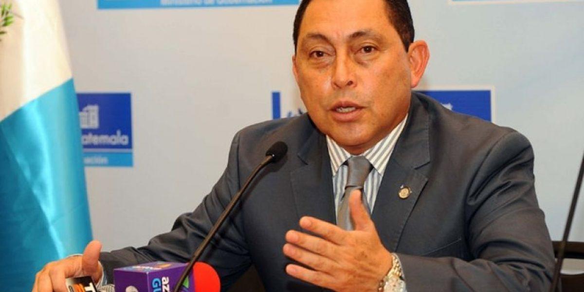 López Bonilla prefiere no ocupar la Vicepresidencia