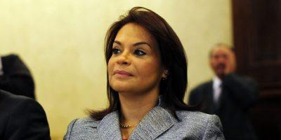 Roxana Baldetti renuncia a solicitar indemnización