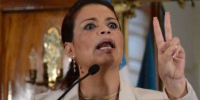 Juez dicta arraigo contra exvicepresidenta Roxana Baldetti