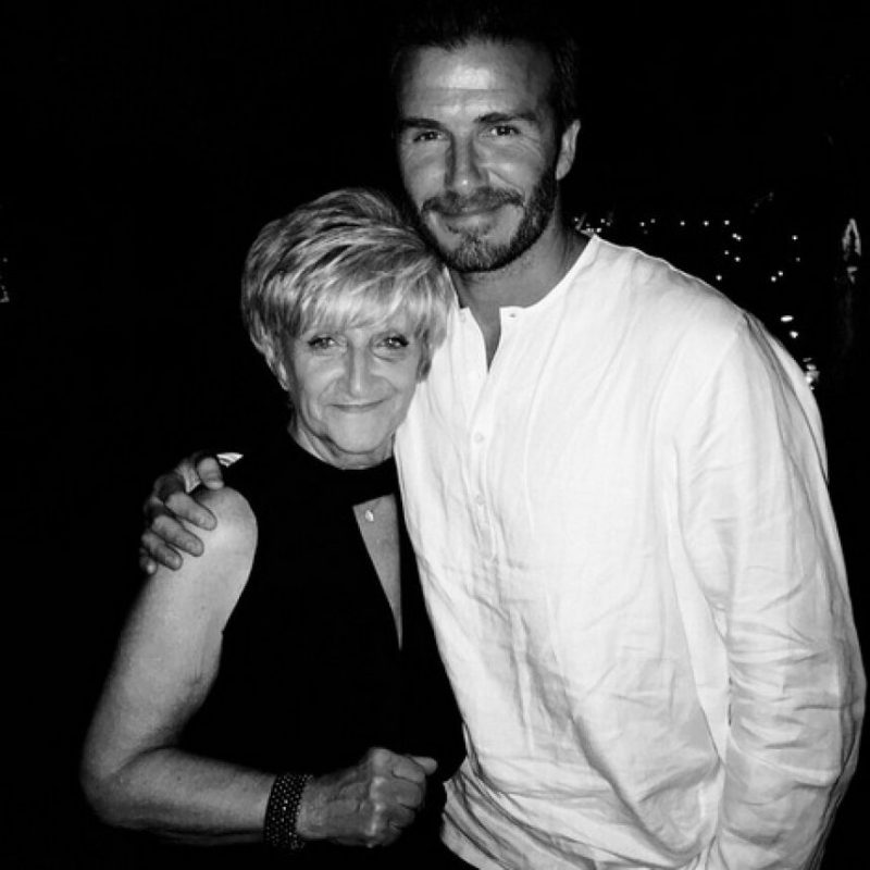 David Beckham Foto: Instagram