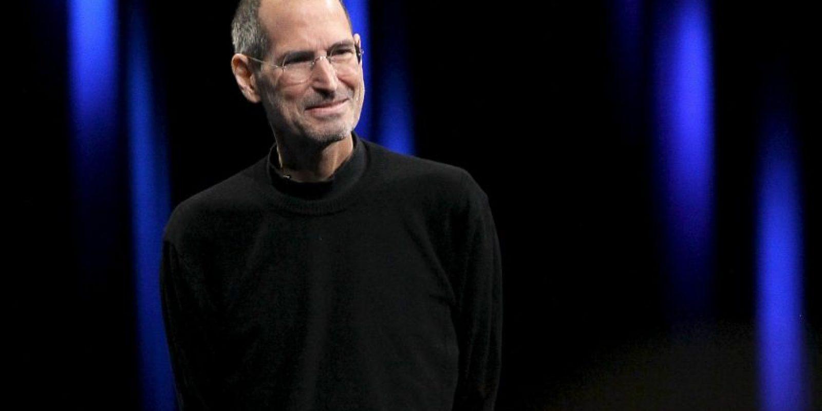 La frase estaba siendo utilizada por cientos de usuarios, blogs dedicados a recopilar frases de Steve Jobs, frases de vuelo, páginas de emprendimiento, discursos de graduación en universidades e incluso llegó a acuñarse en inglés (If you want it you can fly, you just have to try you a lot). Foto:Getty Images