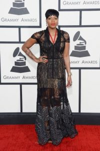 Fantasia Barrino es una cantante de R&B y neo soul. Fue ganadora de la tercera temporada. Foto:Getty Images