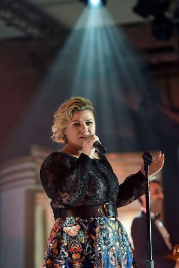 """Kelly Clarkson saltó a la fama al ser elegida ganadora de la primera temporada del programa """"American Idol"""" emitido por la cadena estadounidense FOX. Foto:Getty Images"""